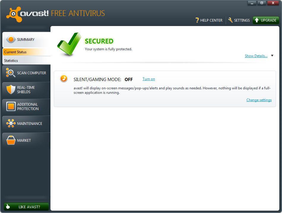 Avast Free Antivirus 2015 10 3 Antivirus Software