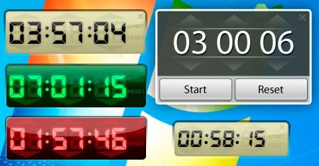 WatFile.com Download Free Free Desktop Timer 1 21 | Alarms & Clock Software | FileEagle