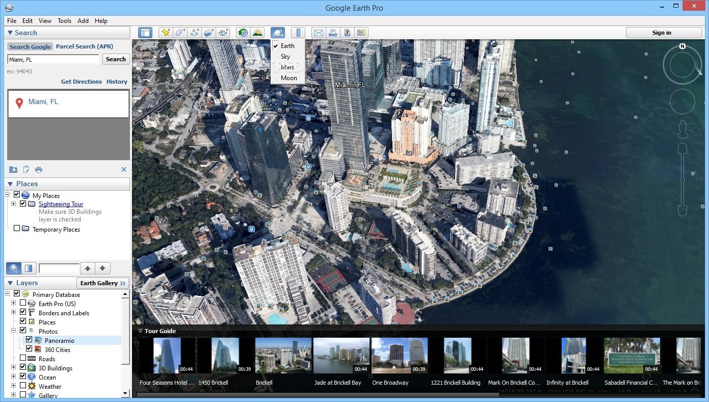 Google Earth Pro 7 3 2 | Map Software | FileEagle com