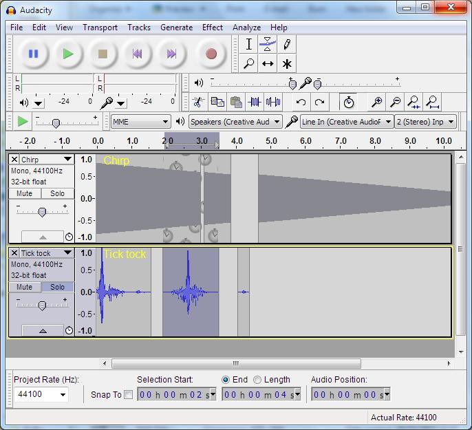 Audacity 2 3 1 | Audio Production & Recording Software