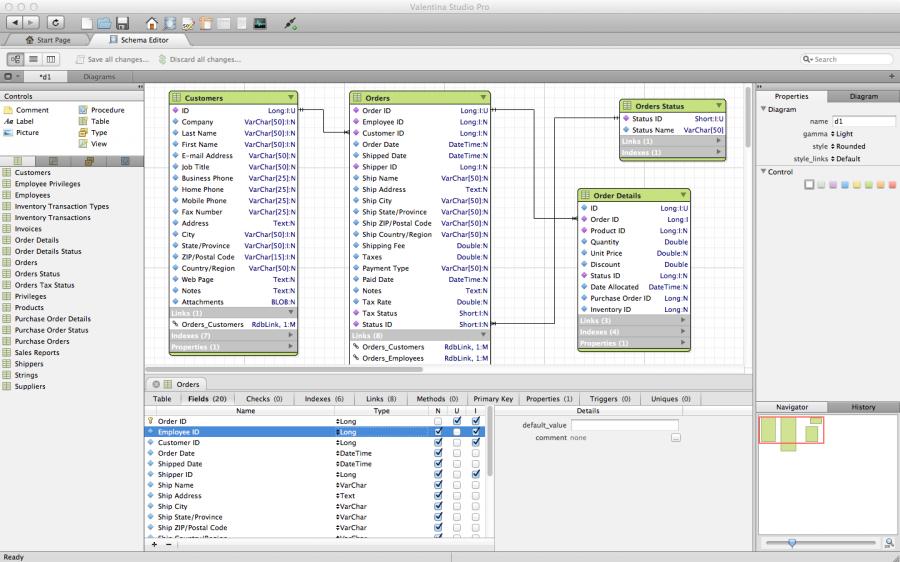WatFile.com Download Free Valentina Studio 6 5 | Database Software | FileEagle