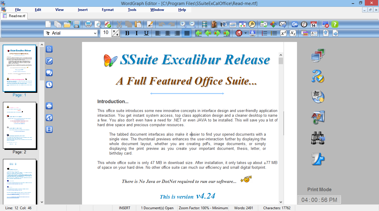 ssuite office wordgraph 8 48 10
