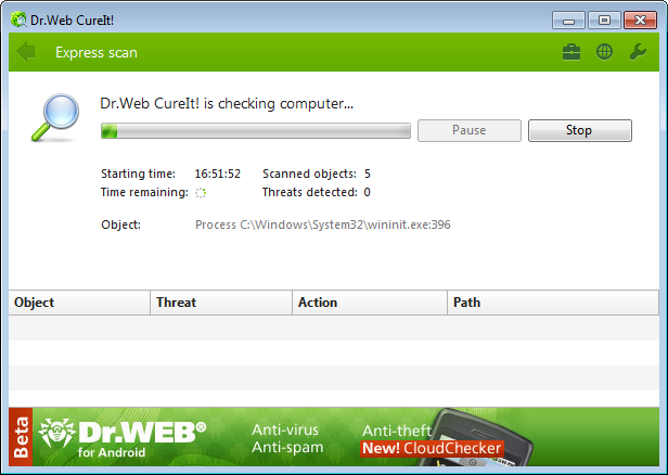 Dr.Web CureIt! 11 | Antivirus Software | FileEagle.com