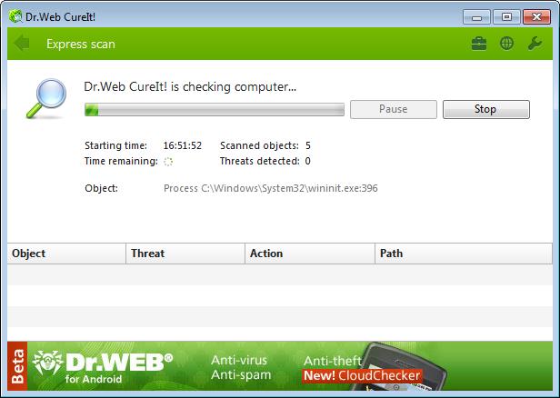 Dr web cureit 8 0 2 09 02 2013