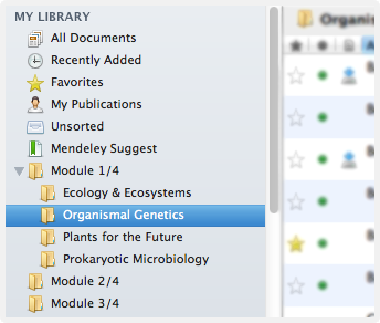 Create folders & sub-folders