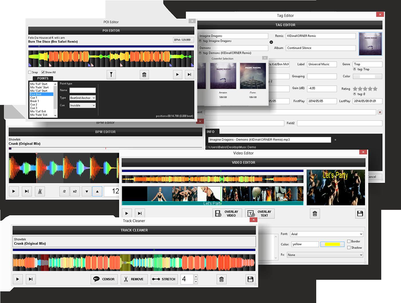 😍 Virtual dj 8 windows xp   Free Virtual DJ Apps Full