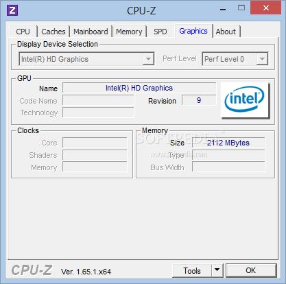 Graphics Tab