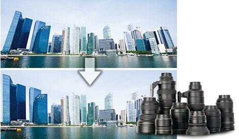 Lens Correction