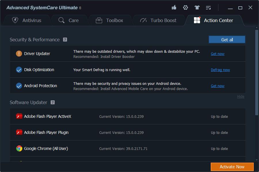 Advanced Systemcare Ultimate 9 1 0 Antivirus Software