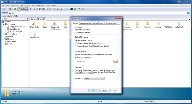 Explorer File Transfer for