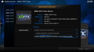 With UPnP compatibility you can stream to and from any other Kodi instances and play to other UPnP compatible devices in your home with ease.