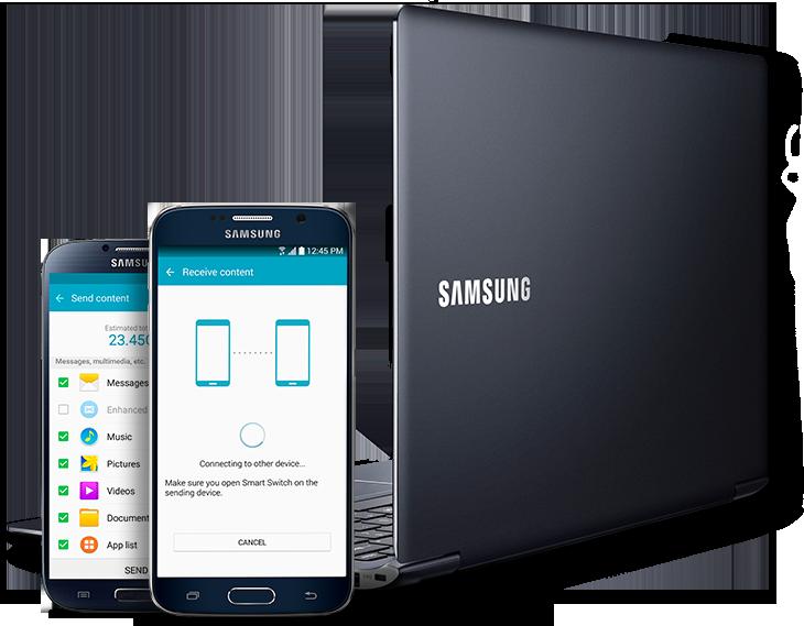 Samsung Smart Switch 4.0 | Data Transfer & Sync Software ...