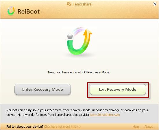 Reiboot Iphone S