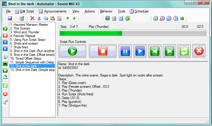Automator - Automation Manager