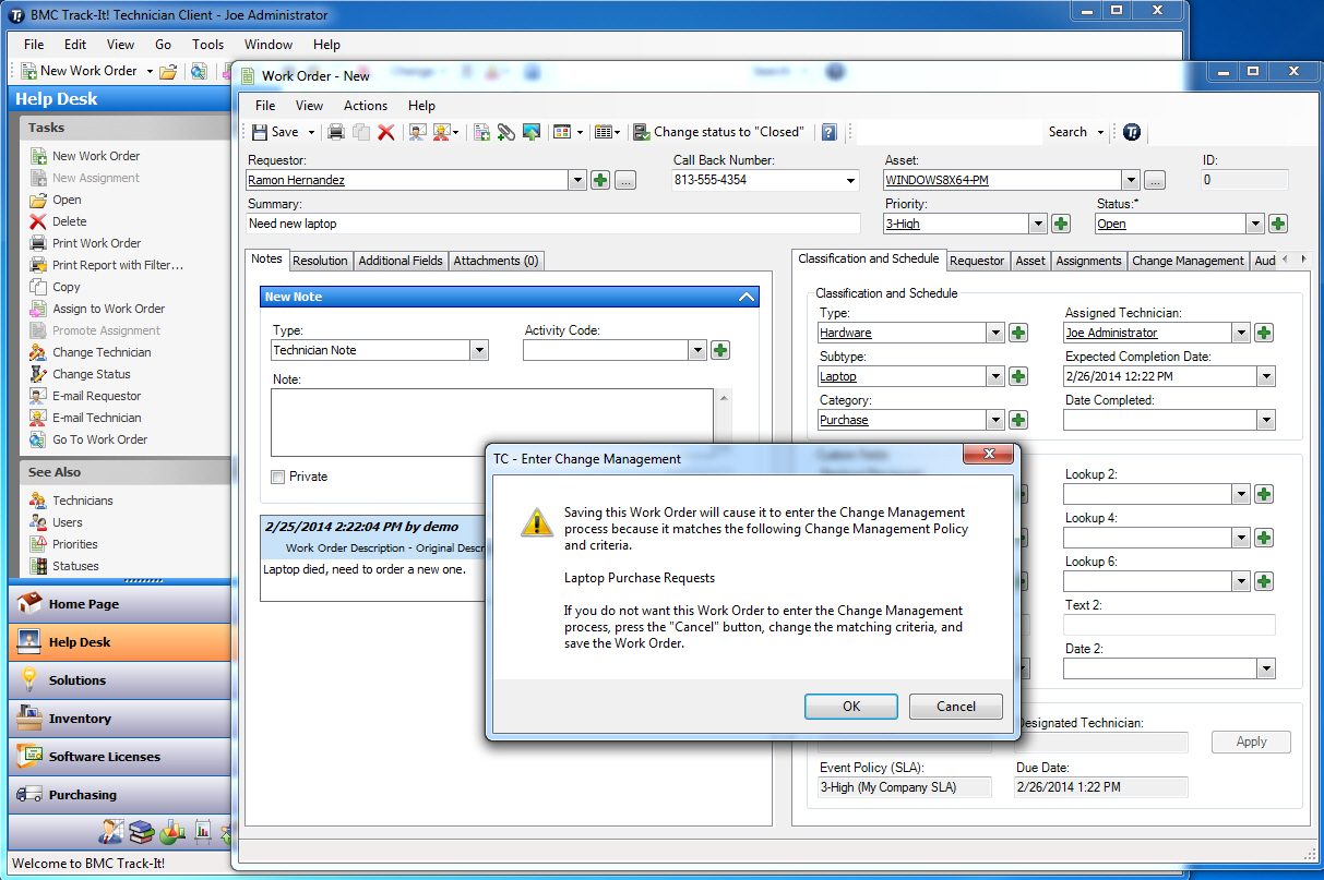 Track It 11 4 Help Desk Software Fileeagle Com