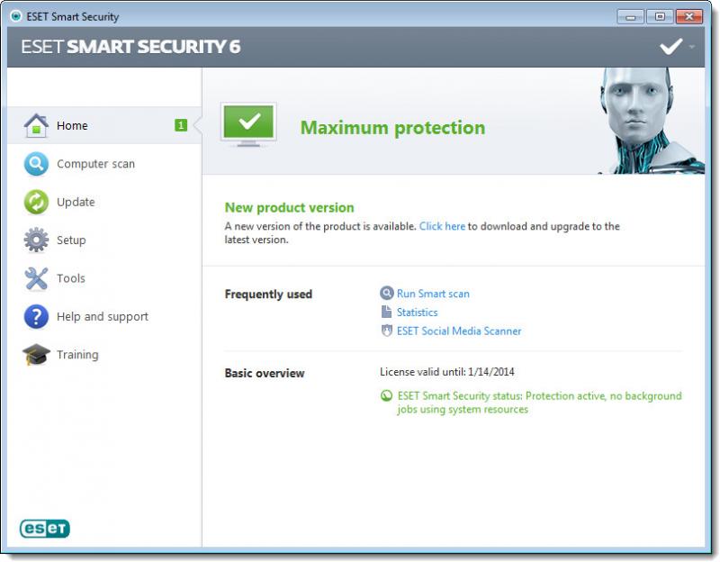 Eset Smart Security 9 0 Antivirus Software Fileeagle Com