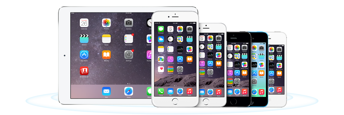 Pioneering cloning across any iDevices, any iOS versions
