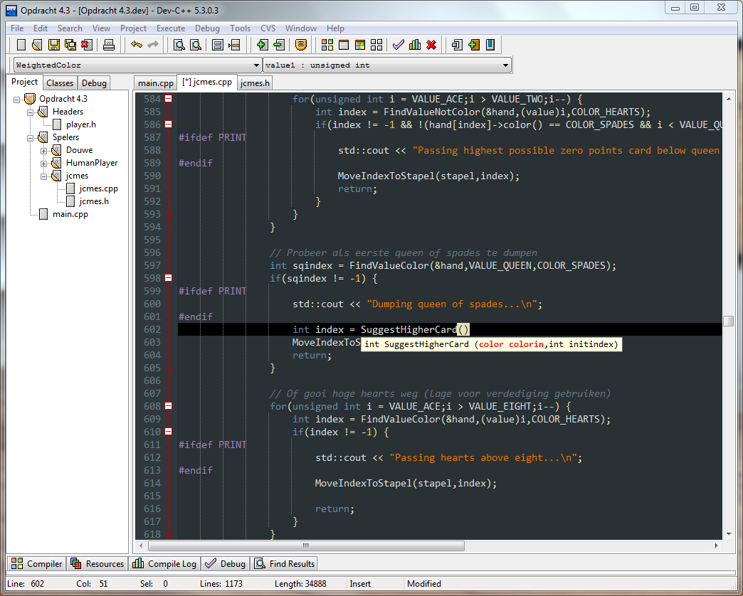 Dev c ide software C language online editor