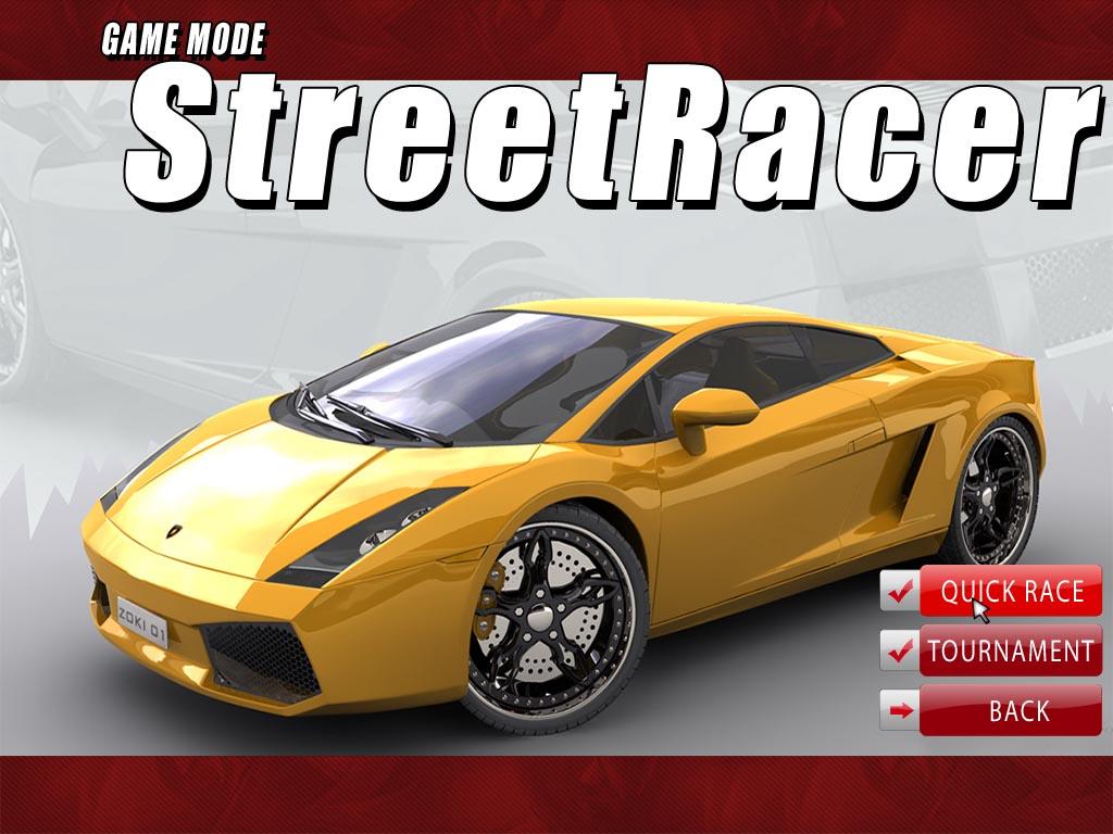 Streetracer Games