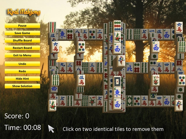 Real Mahjong Puzzle Games FileEaglecom