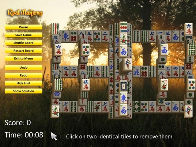 Real Mahjong Puzzle Games FileEaglecom
