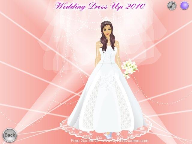 Wedding Gown Dress Up Games - Wedding Dresses