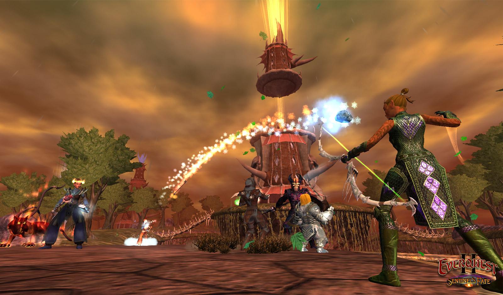 EverQuest II | Adventure Games | FileEagle com