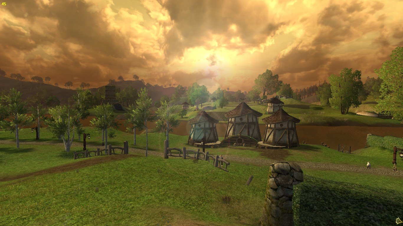 The Lord of the Rings Online | Role Playing Games | FileEagle.com