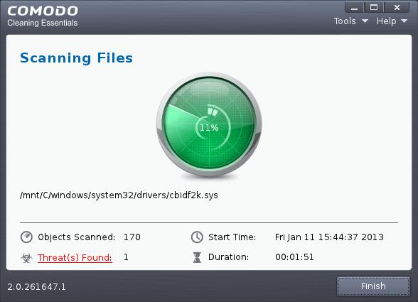 Comodo Rescue Disk System Utilities Fileeagle Com