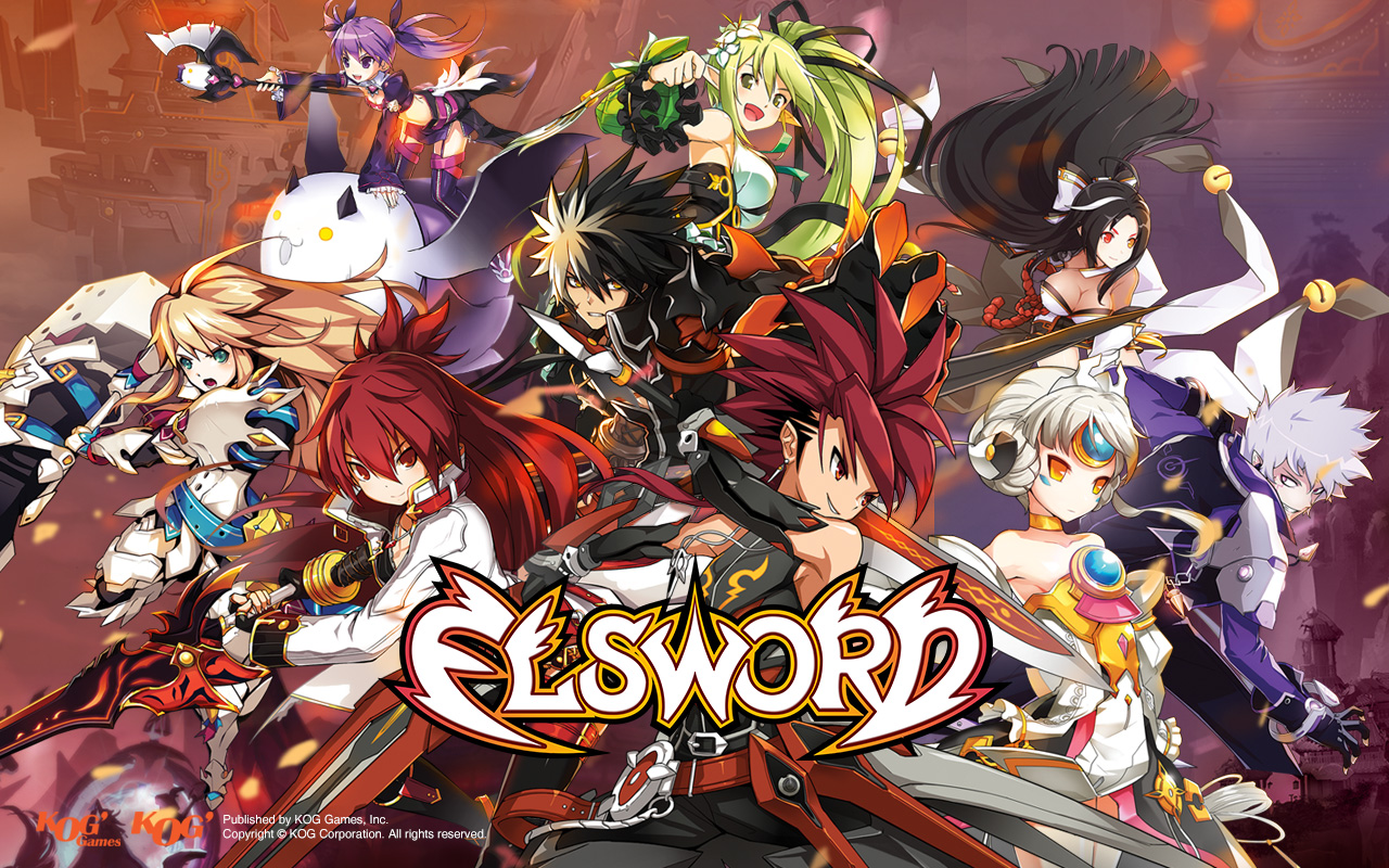 Elsword Role Playing Games Fileeagle Com