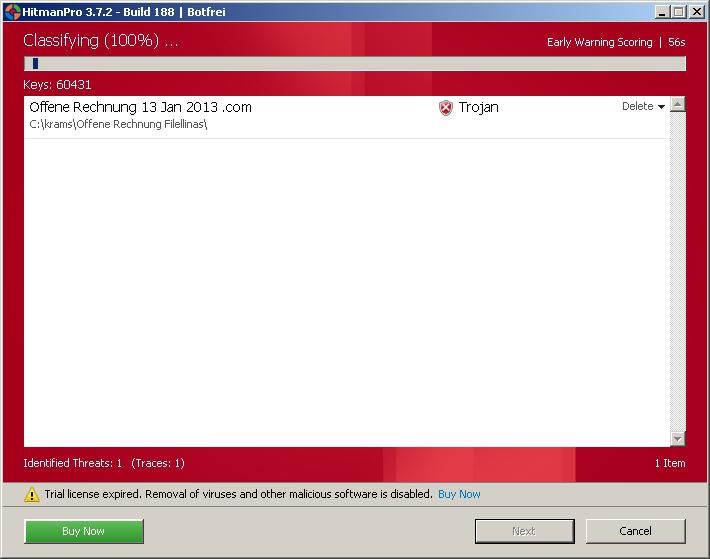 Hitmanpro Malware Removal Tool 3 8 Antivirus Software