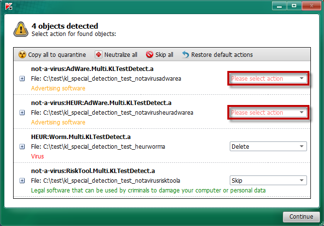 Kaspersky Virus Removal Tool | Antivirus Software