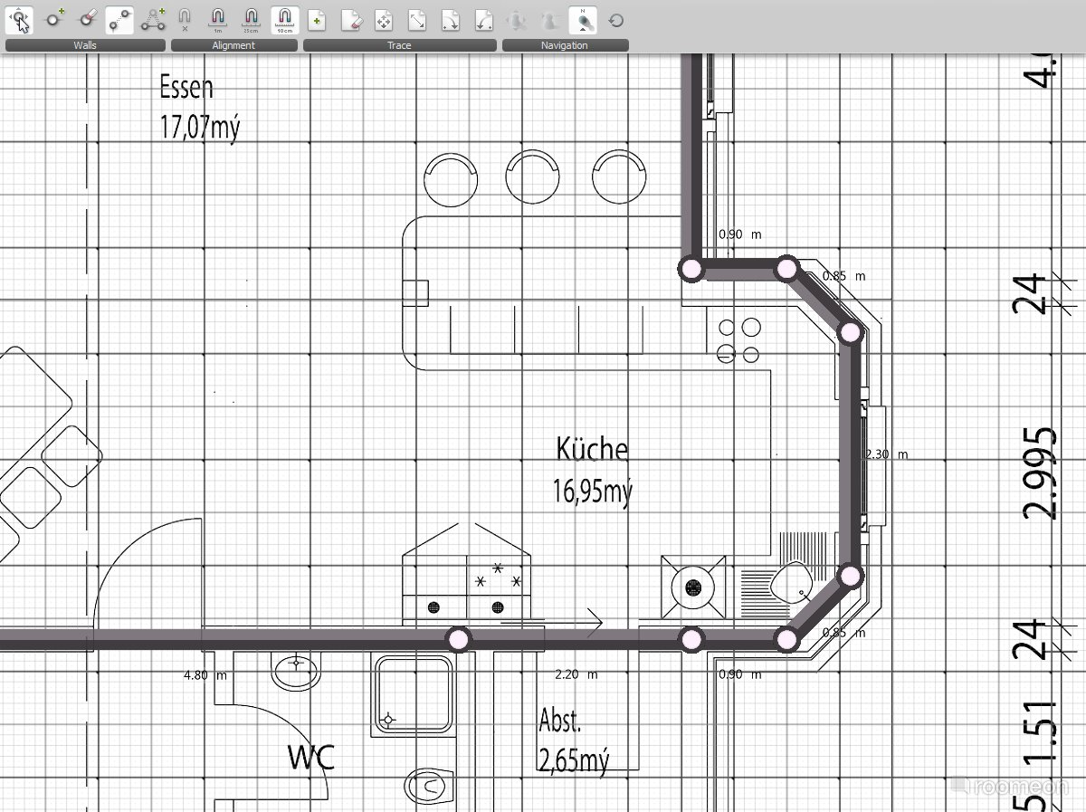 roomeon 1 6 2 3d modeling software. Black Bedroom Furniture Sets. Home Design Ideas
