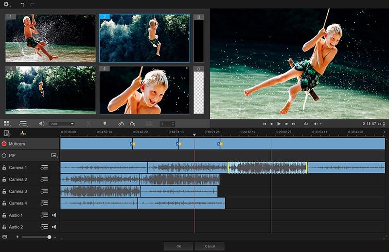Multi-Camera Editor