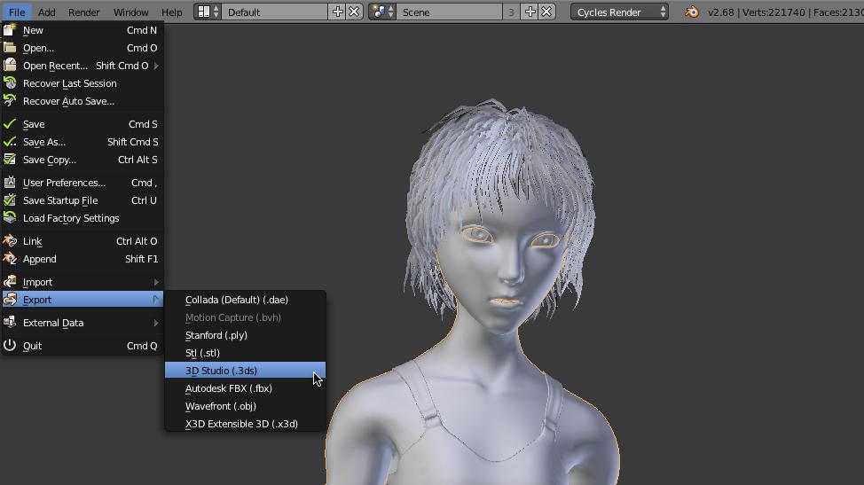 Blender 2 79b | 3D Modeling Software | FileEagle com