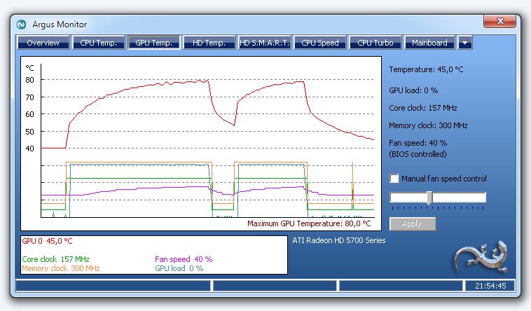Argus Monitor 4 2 03 | System Utilities | FileEagle com