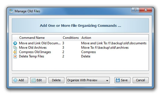 Automated File Management