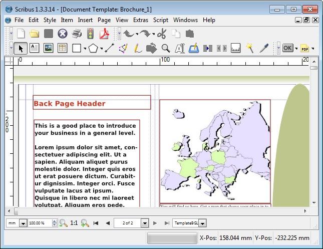 Scribus 1 4 7 | Presentation Software | FileEagle com