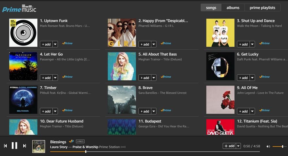 Amazon Music for PC   Music Software   FileEagle com