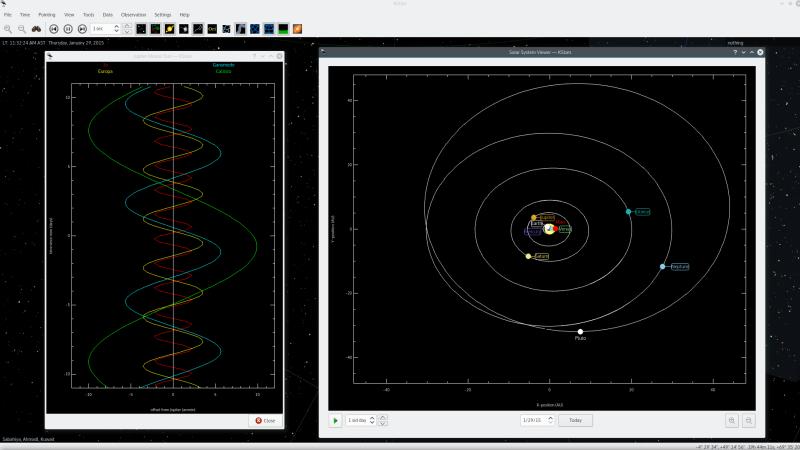 Solar System Tool