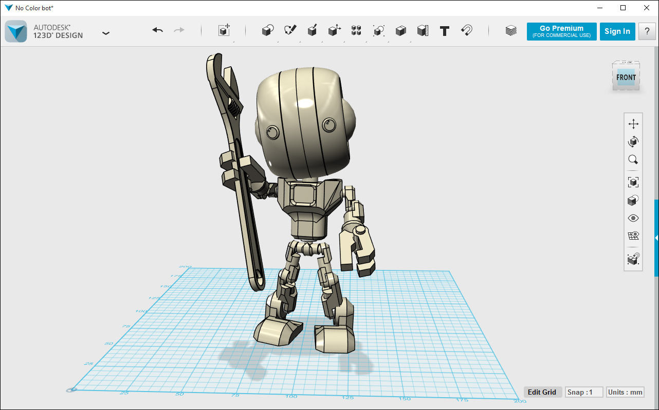 autodesk 123d design 2 2 14 3d modeling software