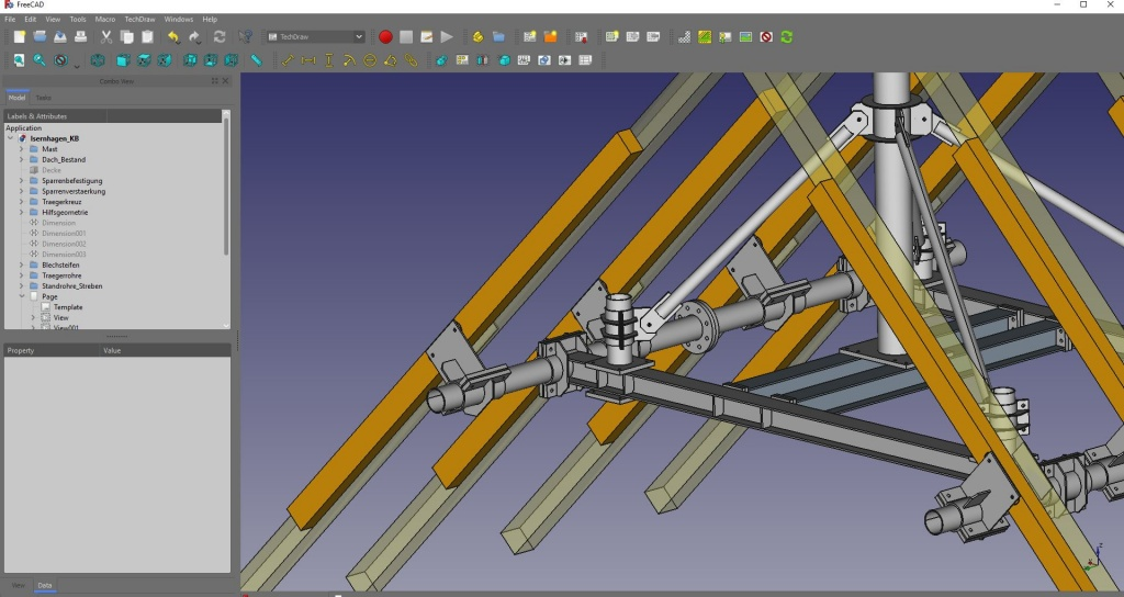 Freecad 0 17 3d Modeling Software Fileeagle Com