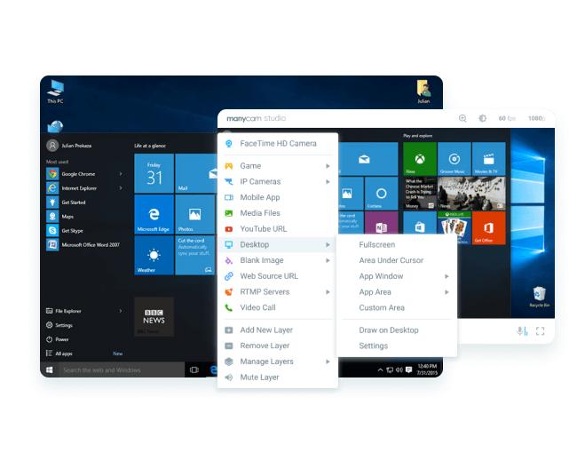 Desktop Screencasting